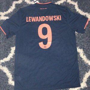 NEW Lewandowski Third Bayern Munich 2020 Jersey